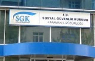 SGK, En Yüksek Prim Ödeyen Isverenlere Plaket Verecek...