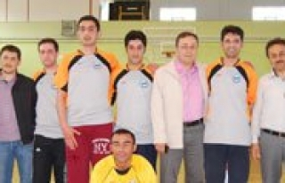KMÜ Futsal Sampiyonu Belli Oldu