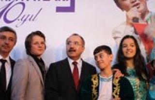 Milli Egitim Bakani Ömer Dinçer, Olimpiyatlarin...