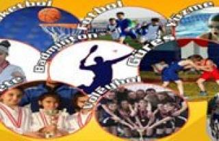 Il Yaz Spor Okullarina Kayitlar Devam Ediyor