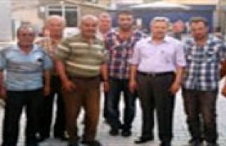 Vali Kahraman'dan Seyyarlar Çarsisi Esnafina Ziyaret...