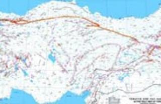 Deprem Tehditi Altindaki 30 Il Içinde Karaman'da...