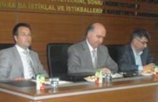 """""""Agaç Orman Ürünleri Ve Mobilya Sektörü Kümelenme..."""