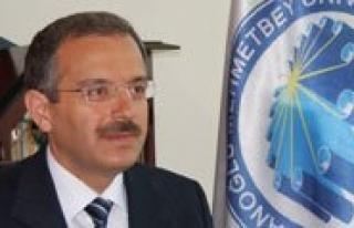 KMÜ Rektörü Prof. Dr. Sabri Gökmen Basin Bayramini...