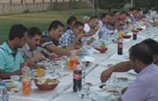 OSB'nin Iftar Yemegine Ilgi Yogundu