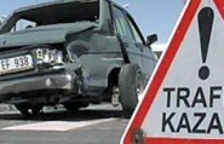 Trafik Kazalarinda 6 Kisi Yaralandi