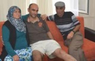 Hakkari`deki Çatismada Yaralanan Uzman Çavus Baba...