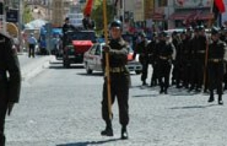 30 Agustos Törenlerle Kutlandi