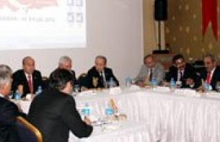 Anadolu Odalari Platformu Üyeleri Karaman'da