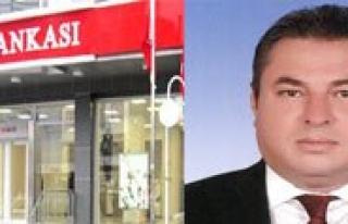 Ziraat Bankasi'na Yeni Müdür Atandi