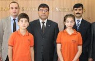 Özel Basari Ilkögretim Okulu Ingiltere'ye Gidiyor