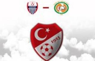 Karaman Belediyespor-Nigdespor Maçi Federasyon Tarafindan...