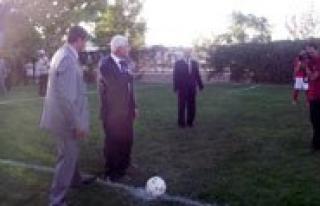 OSB Geleneksel Futbol Turnuvasi Basladi