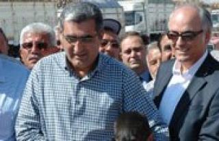 Konya Ve Çumra Seker'de Pancar Alimi Basladi