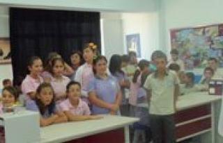 YIBO Ögrencileri Okullari Gezdi