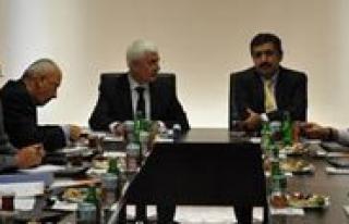 MEVKA Yönetimi Ispanya'ya Gidiyor