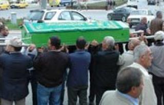 Cinayet Kurbanlarindan Karaca Topraga Verildi