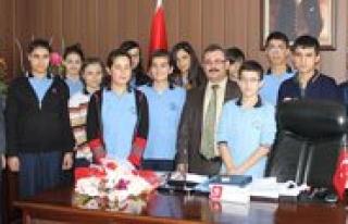 Toki Anadolu Lisesinden Dostluk Ziyareti