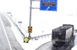 Meteoroloji'den Buz Gibi Uyari