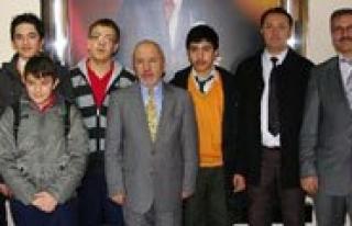 Karaman'da Okullara Demokrasi Il Genel Meclisinde...