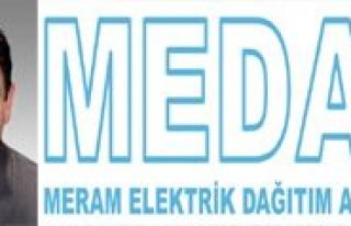 """Elektrikçiler Odasi Baskani Dik: """"Medas, Vatandasla,..."""