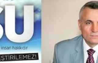 "Prof. Dr. Mehmet Karatas: ""Suya Hoyratça Davranmamaliyiz"""