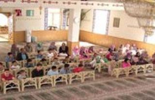 Yaz Kur'an Kurslarina Kayitlar Basladi