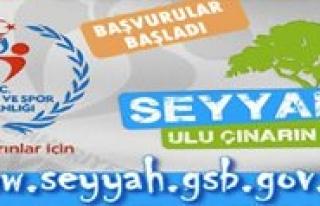 Seyyah Ulu Çinar Gezi Programi Açiklandi