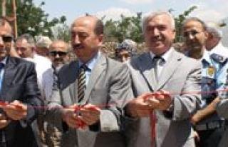 Türk Isi Kurdela Nakisi Sergisi Açildi