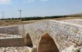 Ziya Efendi Köprüsü'nde Son Noktaya Gelindi