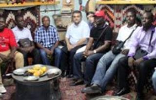 Togolu Isadamlari KGRT'yi Ziyaret Etti