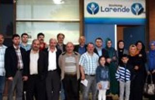 'Bizbize Karaman' Sosyal Projeleri Hayata Geçiriyor