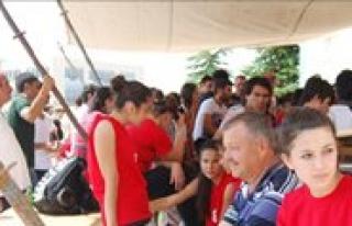 KMÜ Besyo'da Özel Yetenek Sinavi Basladi