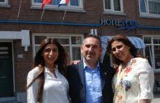 Girisimci Hemserimiz Mehmet Kabakyer : `Her Ülkenin...