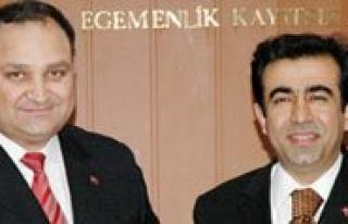Ali Kantürk: Fahri Hemsehrimiz, Mersin Valimiz Sayin...