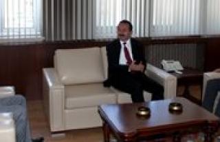 Selçuk Üniversitesi Rektörü Gökbel'den KMÜ'ye...