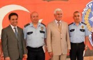 Yeni Fahri Trafik Müfettislerine Kimlikleri Verildi