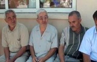 Duru Bulgur'da Hububat Alimlarina Yogun Ilgi