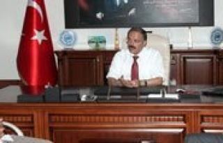 KMÜ Islami Ilimler Fakültesi Dekani Görevine Basladi...