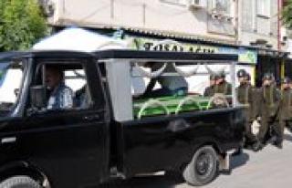 Kore Gazisi Son Yolculuguna Ugurlandi