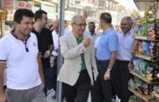 Elvan: Ramazani Karaman'da Geçirmek Bana Büyük...