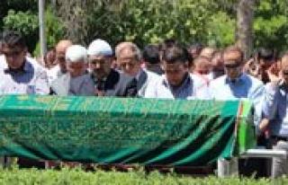 MHP Il Baskani Hatipoglu'nun Annesi Dualarla Ugurlandi