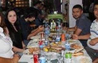 Bifa'dan Çalisanlarina Iftar