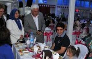 Vali Koca Sehit Aileleri Ve Gazilerle Bir Araya Geldi