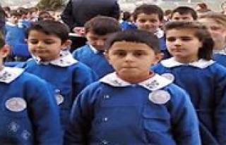 Minik Ögrenciler Için Okullar Pazartesi Basliyor
