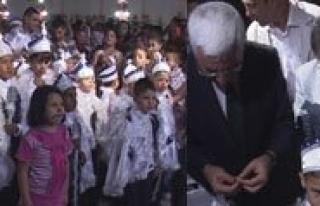 Karsa Biskot, 112 Çocugu Sünnet Ettirdi