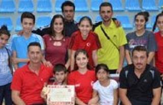 Can: Türkiye Minikler Taekwondo Sampiyonasindan Yüzümüzün...