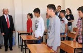 2013-2014 Egitim Ögretim Yili Basladi