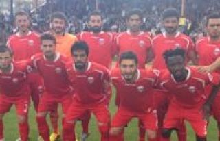 Karaman Belediyespor Nigde'den 1 Puanla Döndü