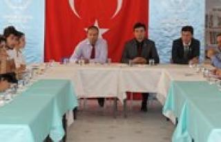 Kulüplerden Aydogdu`ya Ziyaret